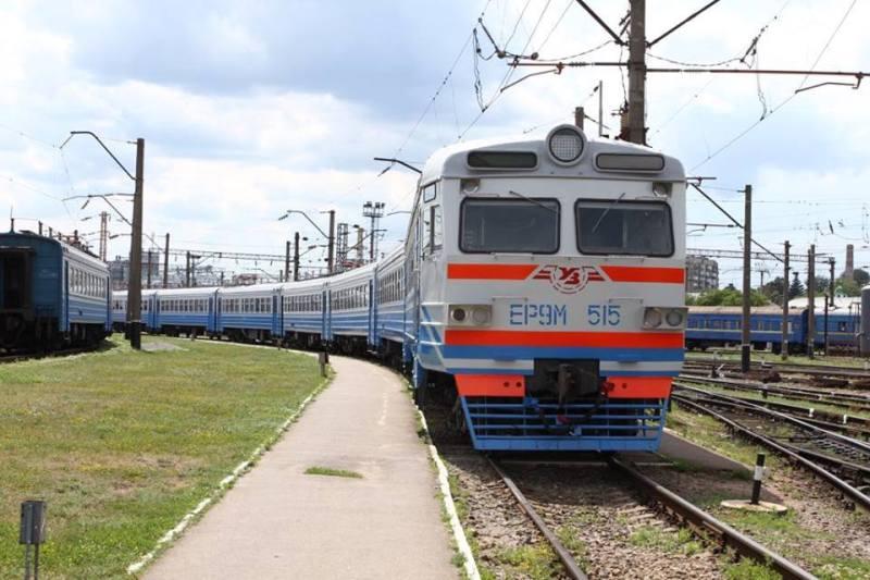 В Харьковской области запустят модернизированные электрички (фото)