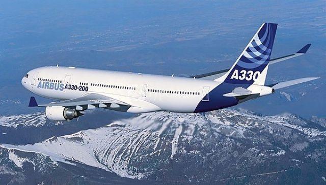 Харьковский аэропорт снова принимает широкофюзеляжные самолеты