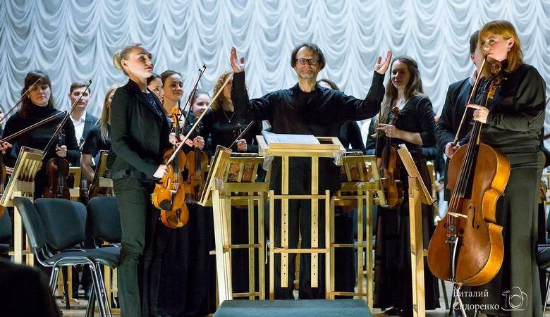 МАСО «Слобожанский» завершит свой юбилейный сезон исполнением Моцарта и Прокофьева