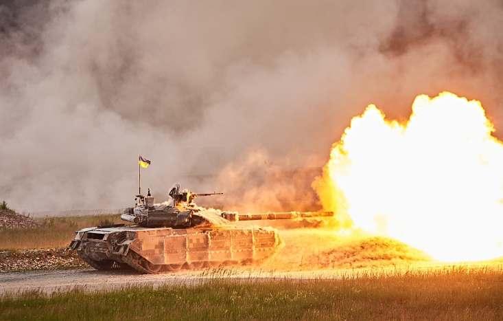 Украинские танкисты заняли последнее место на Strong Europe Tank Challenge 2018