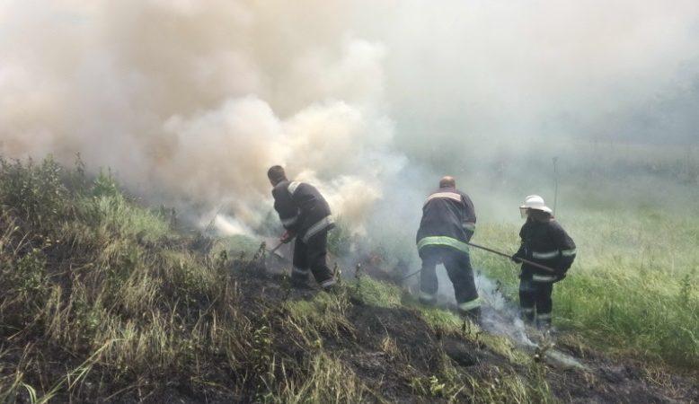 Тело неизвестного было найдено после пожара на Харьковщине