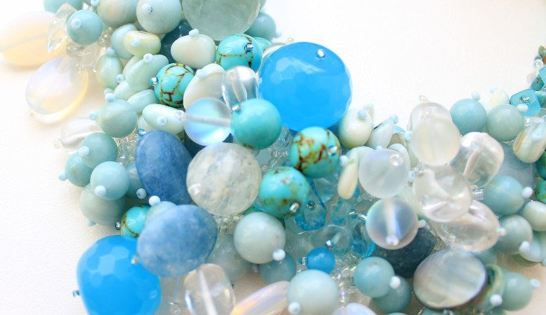 В галерее «Бузок» проходит выставка «Мелодия камней»