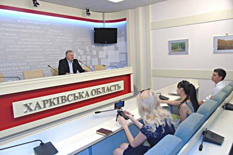 На Харьковщине идет реконструкция больниц