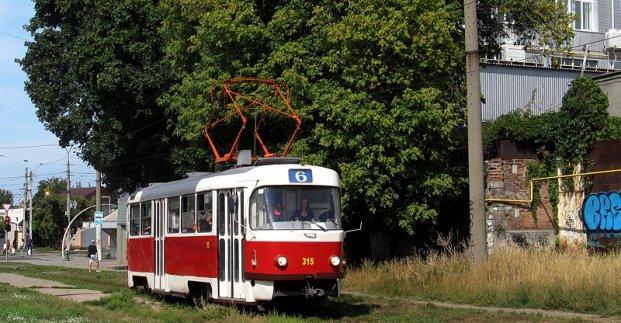 Два дня на 602 микрорайон не будут ходить трамваи