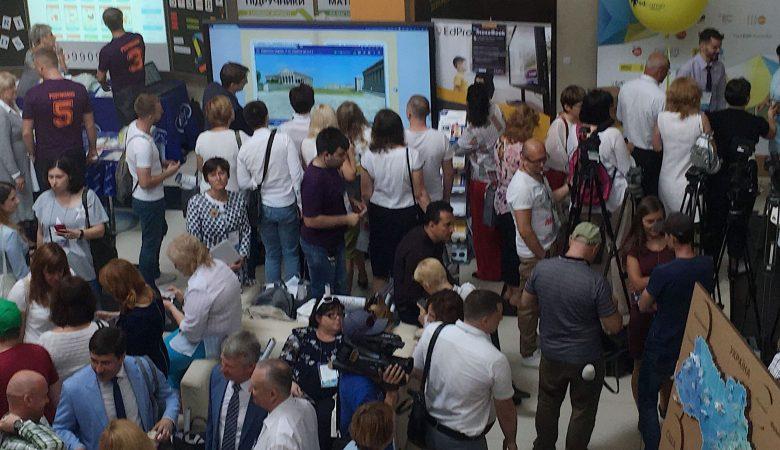 В Харькове проходит четвертая национальная конференция EdCamp Ukraine (видео)