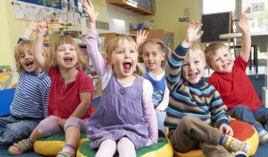 Забота о подрастающем поколении: что делают в области для детей