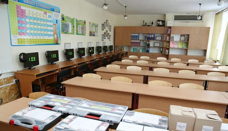 В Кегичевском лицее завершили большой объем капитальных работ (видео)