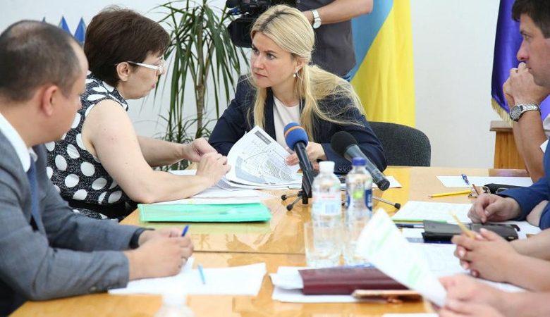 Губернатор Юлия Светличная провела личный прием в Харьковском университете радиоэлектроники (видео)