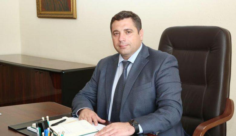 Назначен новый заместитель председателя ХОГА
