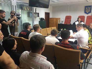 «Я не убийца». В Харькове арестовали женщину, сбившую чемпиона Украины по мотокроссу