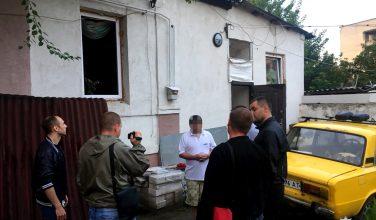 В Харькове задержали организатора группировки, которая переправляла через границу нелегалов (фото, видео)