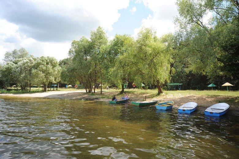 В не рекомендованные для купания пляжи попал пляж в Зачепиловке