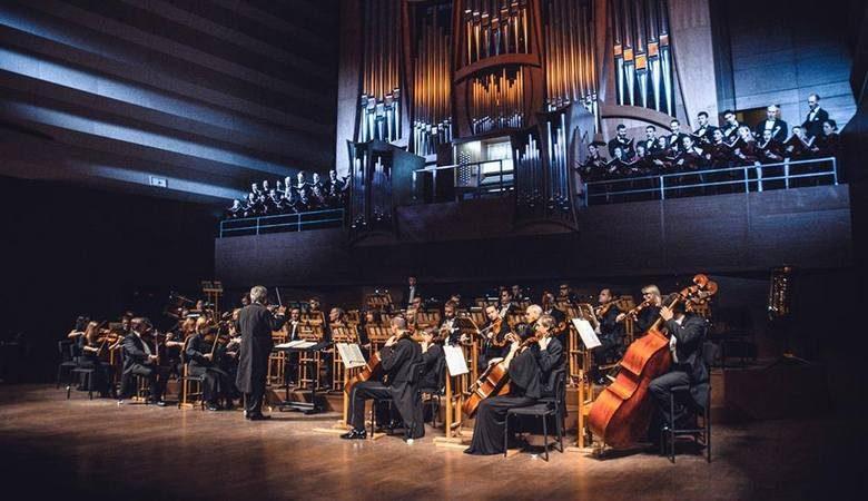 Август в филармонии: дуэт органистов из Италии, симфонические хиты и планы на начало юбилейного сезона