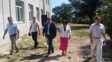 В поселке Оскол на Изюмщине строят детский сад на 4 группы