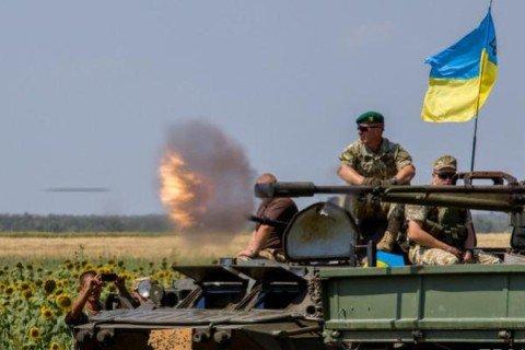Сутки на Донбассе: двое бойцов ВСУ ранены