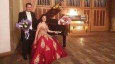 Итальянский звездный дуэт на органном небосводе Харькова (фото)