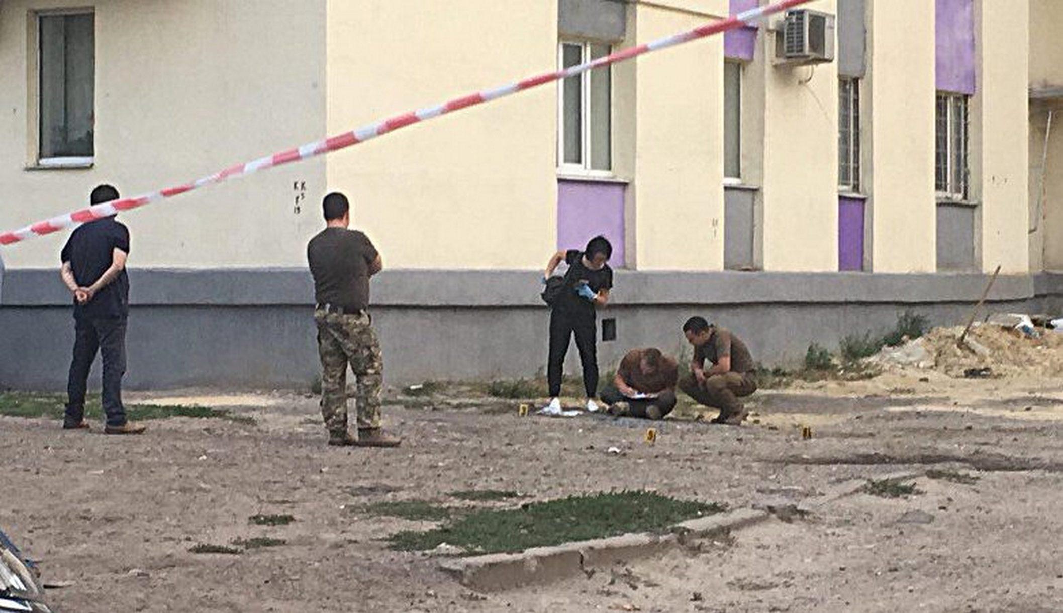 Членам группировки, задержанным в ходе спецоперации СБУ в Харькове, объявят о подозрении (видео)
