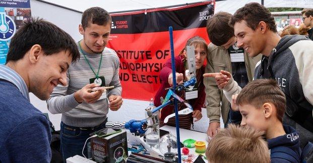 Завтра в Харькове пройдут «Научные пикники»