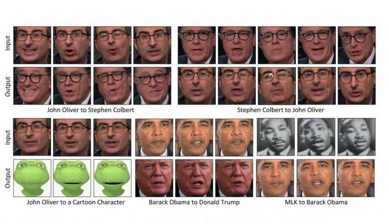 Нейросети теперь могут переносить мимику с одного лица на другое (видео)