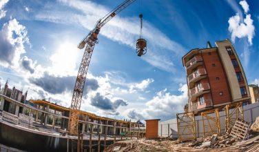 На Харьковщине в этом году сдали в эксплуатацию почти 300 тысяч квадратных метров жилья