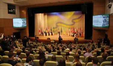 На Харьковщине открылся международный юридический форум (видео)