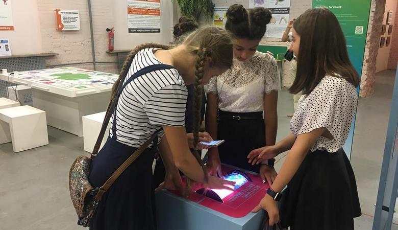 В Харькове открылась выставка «Германия – страна изобретателей» (видео)