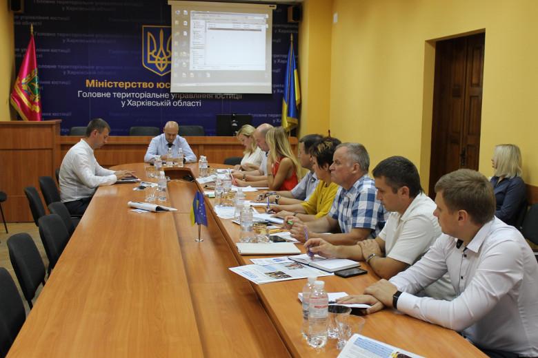 На Харьковщине работает оперативный штаб защиты урожая от рейдерских захватов