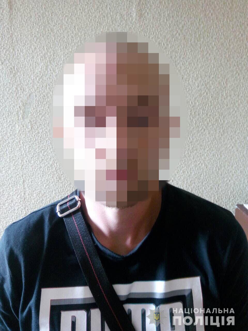 В Харькове задержали мужчину, который воровал аккумуляторные батареи (фото)
