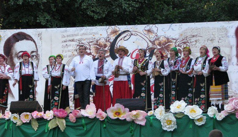 Традиционный фестиваль «Сад песен Сковороды» пройдет под Харьковом