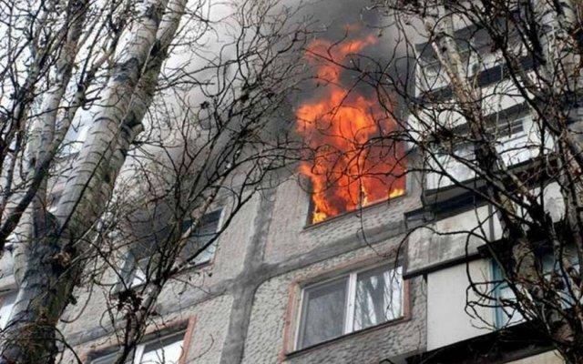 На Тракторостроителей женщина погибла в результате пожара