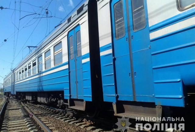 В Харькове на рельсах погиб мужчина