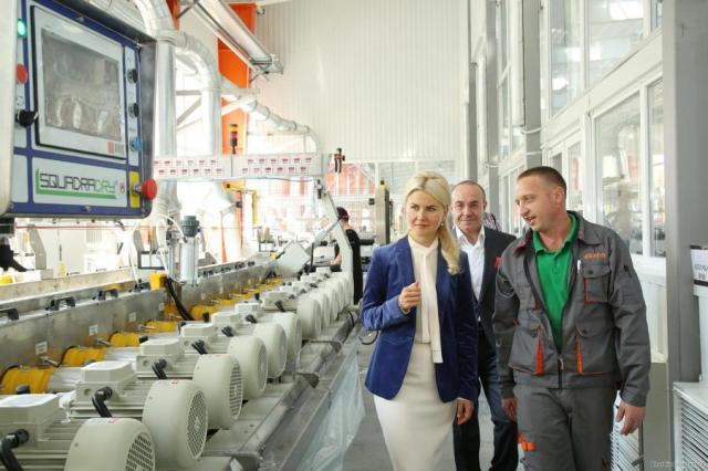 В новом цеху Харьковского плиточного будут производить 4 млн. кв. м плитки в год