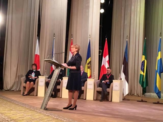 В Харькове открылся II Международный юридический форум (фоторепортаж)