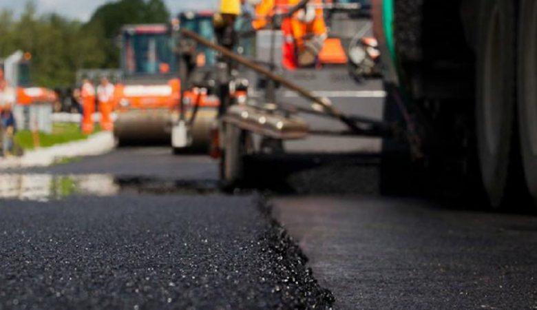 Завершены ремонтные работы на автодороге Чугуев-Купянск до Купянска
