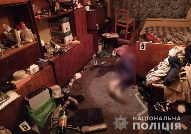 Раскрыто убийство на Клочковской (фото)