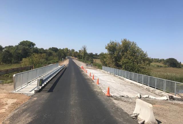 Дорогу Харьков-Ахтырка сдадут в эксплуатацию в конце сентября