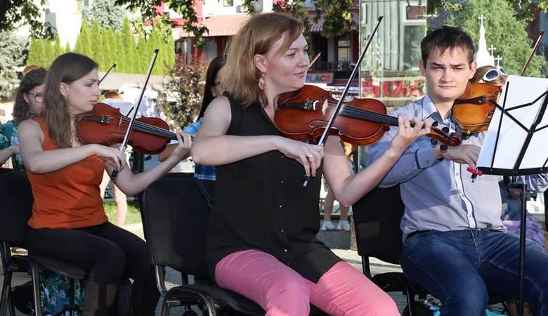 Симфонический оркестр сыграет под открытым небом в центре Харькова