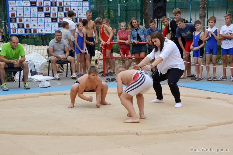 Харьковские сумотори победили на «Adrenalin Open»