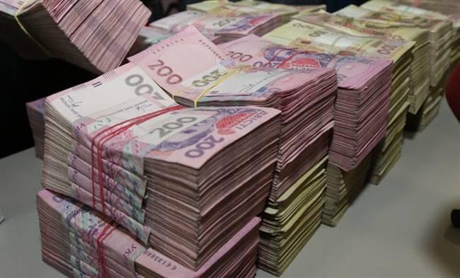 В бюджет Харьковской области поступило более 450 миллионов гривен