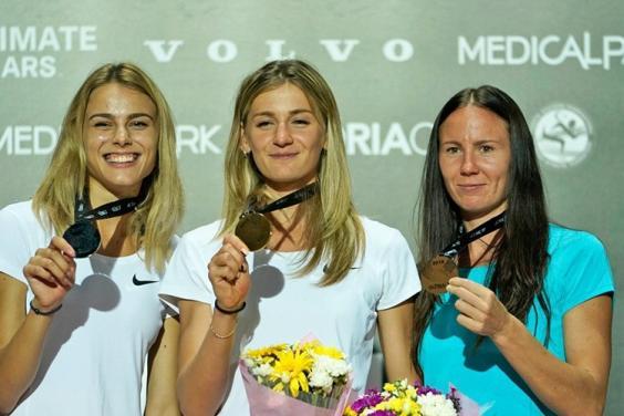 Харьковская легкоатлетка победила на международном турнире в Турции