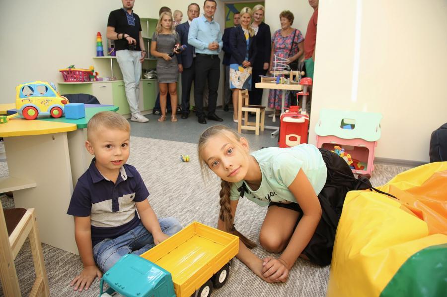 В Чугуеве начал работу центр социальной реабилитации детей и людей с инвалидностью (фото)