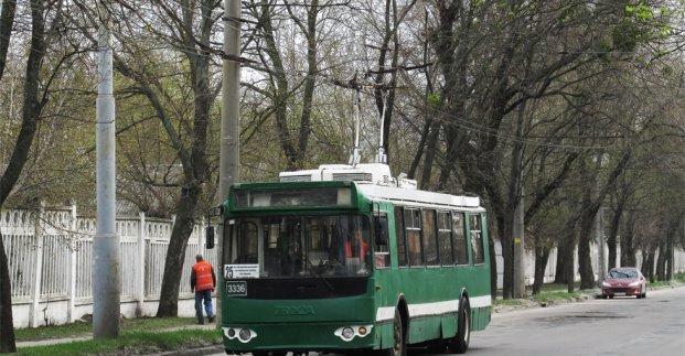 На Новых домах два дня не будут ходить троллейбусы