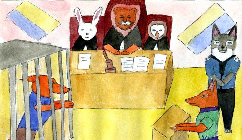 Харьковчан приглашают проголосовать в конкурсе детского рисунка
