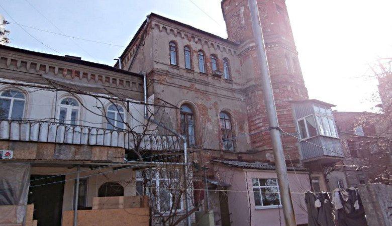 Спасти уникальный особняк Хариной — петиция