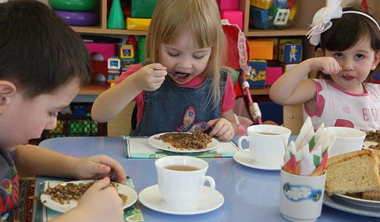 В детских садах Харькова будут увеличивать цены на питание