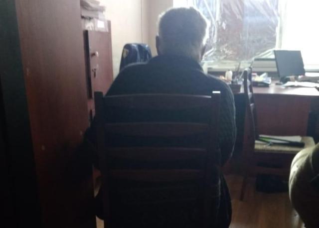 Харьковский селянин убил жену, после чего сообщил об этом в полицию