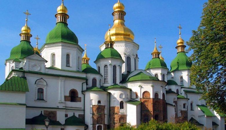 Андреевская церковь Национального заповедника «София Киевская» передана в пользование Константинополю