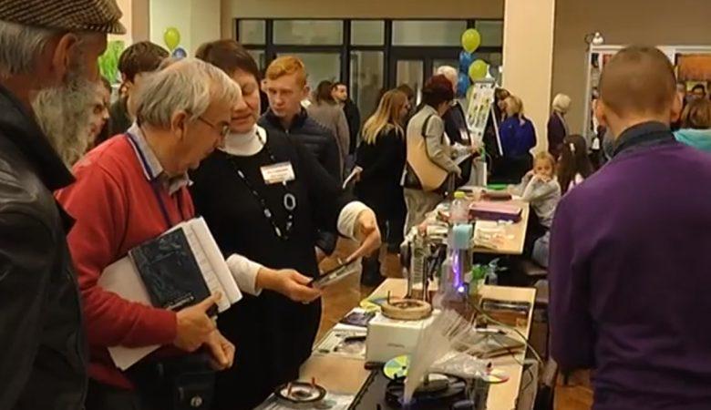 У Харкові відкрився всеукраїнський фестиваль «Наука на сцені» (відео)