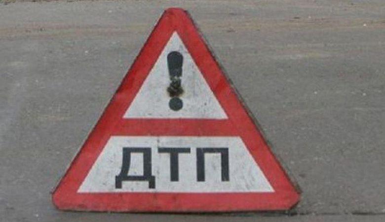 На Харьковщине в ДТП попал военный КАМАЗ (видео)
