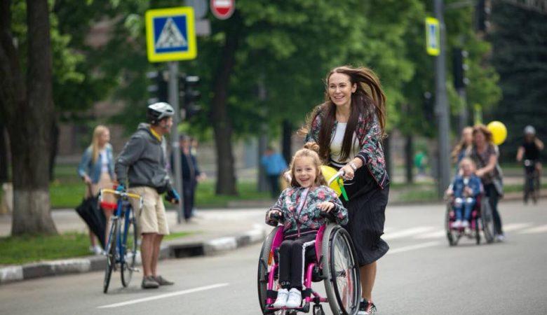 У Харкові відбувся благодійний захід для дітей зі спінальною м'язовою атрофією (відео)